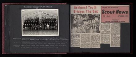 Ashhurst Scout Group Album, 1967-1973 11