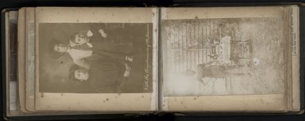 R.E. (Dick) Moxon - Photograph and news clipping album - 14