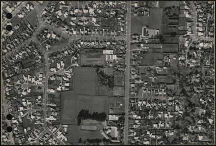 Aerial map, 1966 - F13