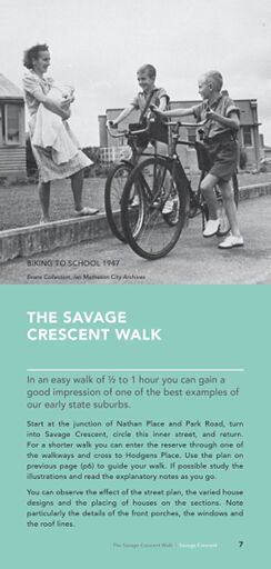 Savage Crescent walk p7