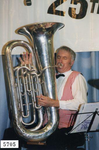 Roger Metcalf, Manawatū Jazz Festival