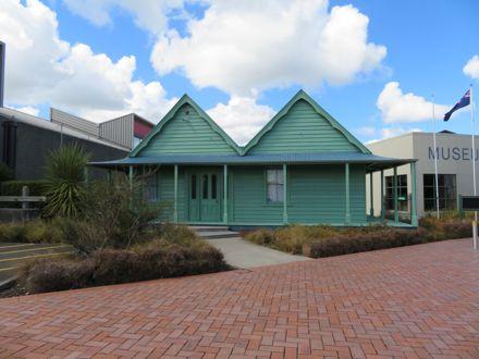 Totaranui House - at Te Manawa