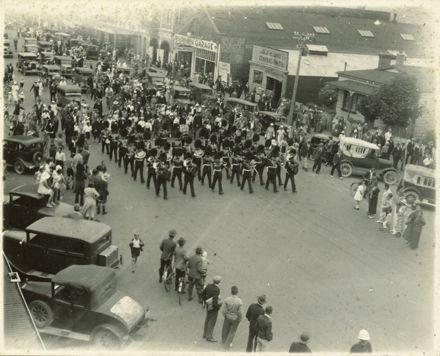 Parade Around the Square