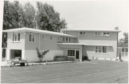 Bodle House, Ihaka Street, Palmerston North