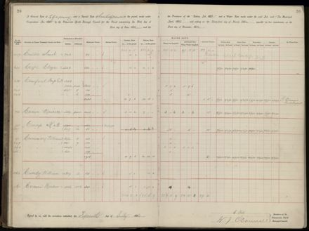 Palmerston North Rate Book, 1893 - 1896, 29