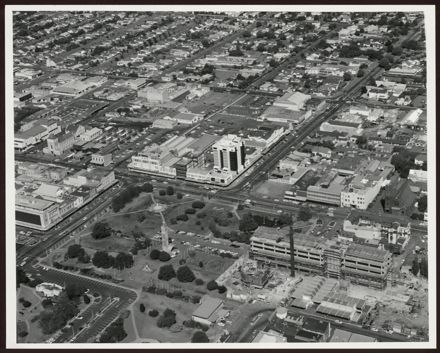 Aerial Photograph - The Square