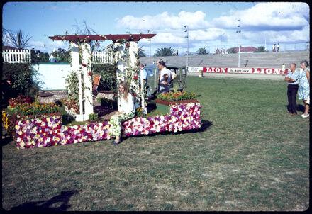 PNCC Float - 1971 Centennial Parade