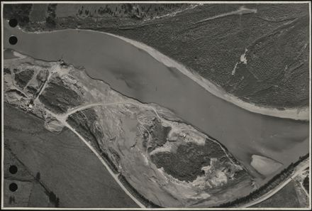 Aerial map, 1966 - L15