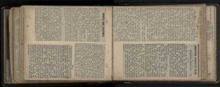 R.E. (Dick) Moxon - Photograph and news clipping album - 17