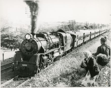 Steam Train, 1964 (?)