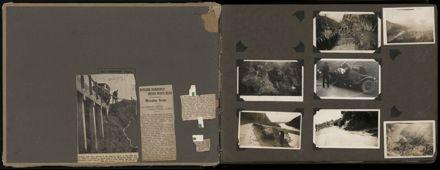 Manawatū Gorge Photograph Album - 2