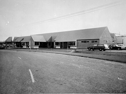 Winstone Plastics factory & office complex, Malden Street
