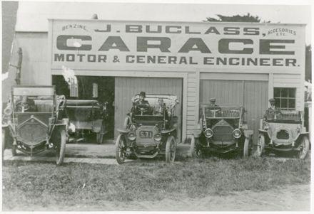 J Buglass Garage