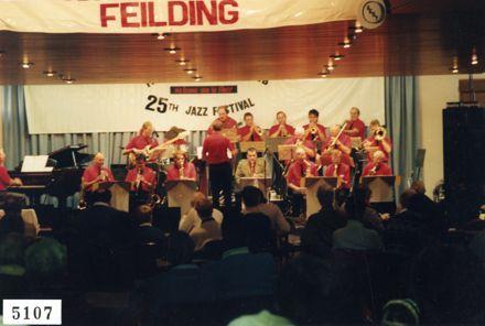 The Manawatū Jazz Club Big Band