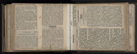 R.E. (Dick) Moxon - Photograph and news clipping album - 18