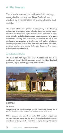 Savage Crescent walk p12