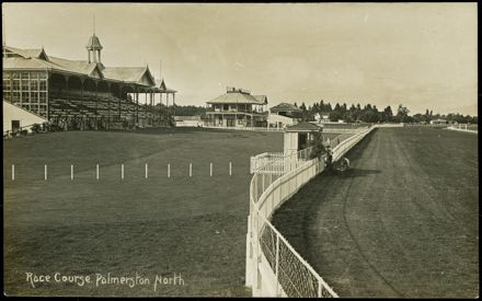 Race Course, Palmerston North 1