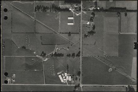 Aerial map, 1966 - B7
