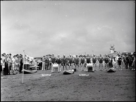 Life Guards, Foxton Beach
