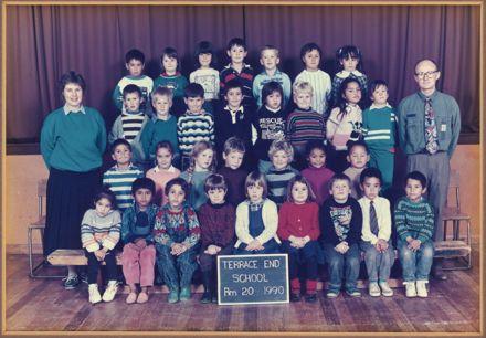 Terrace End School - Room 20, 1990