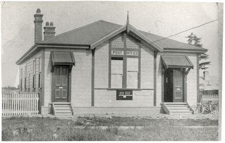 Rongotea Post Office