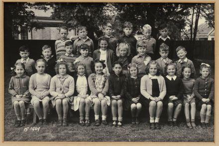 Terrace End School - Room 15, 1949