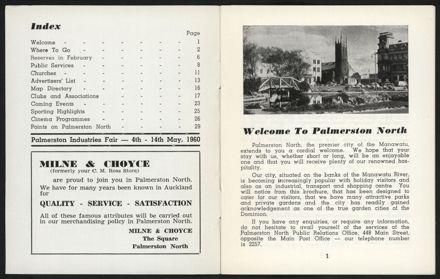 Palmerston North Diary: February 1960 - 2
