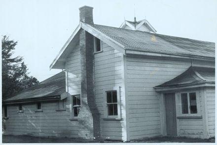 Caccia Birch House, Pre-Revitailisation, 1980 6