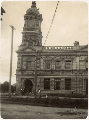 Post Office, Palmerston North