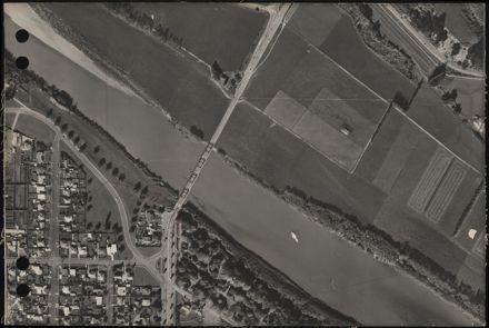 Aerial map, 1966 - H16