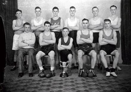 Warner's Boxing Gym