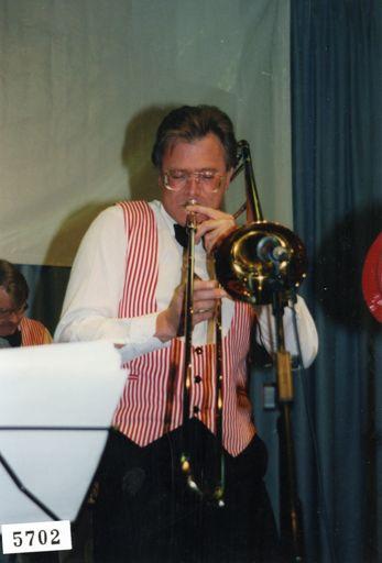 Alan Roy, Manawatū Jazz Festival