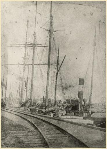 Wharf, Foxton