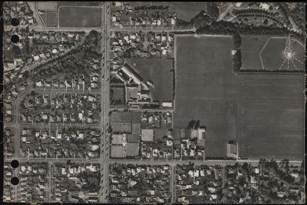 Aerial map, 1966 - H14