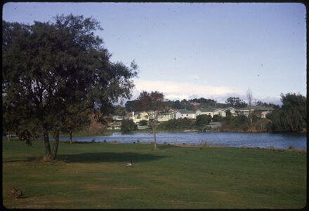Hokowhitu Lagoon, Centennial Drive