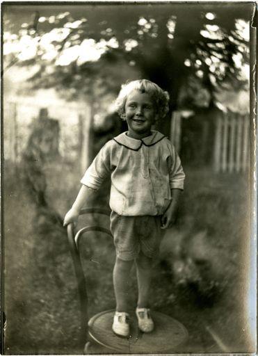 Portrait of Mervyn Williams