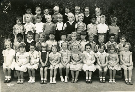 West End School class