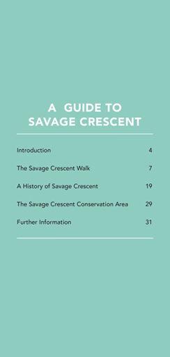 Savage Crescent walk p3