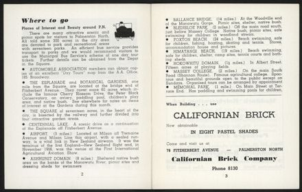 Palmerston North Diary: October 1959 - 3