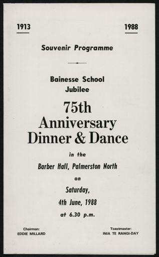Bainesse School Jubilee photo album 10
