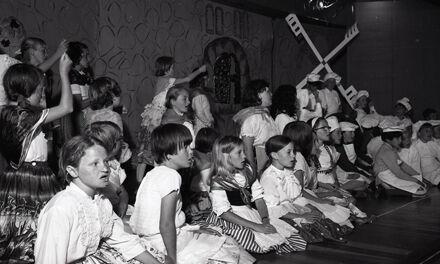 Scene from Unidentified Children's Theatre Production