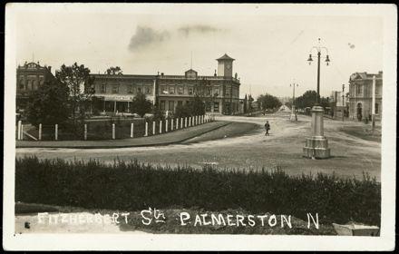 Fitzherbert Street, Palmerston North 1