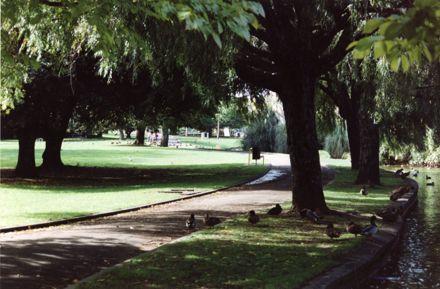 (possibly) Memorial Park