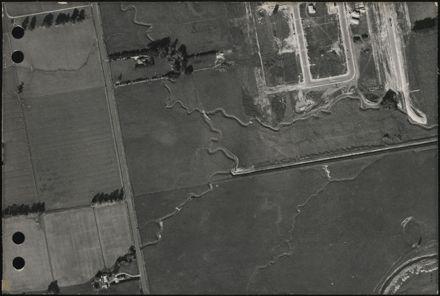 Aerial map, 1966 - F4