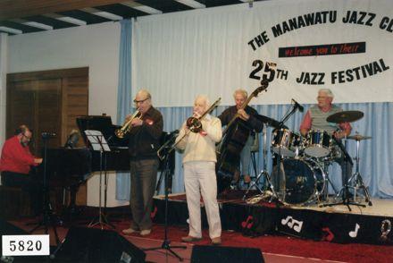 In Good Company, Manawatū Jazz Festival