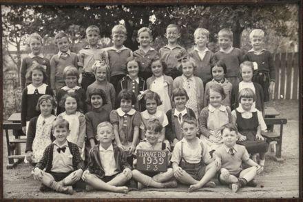 Terrace End School - Primer 3, 1939