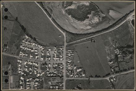 Aerial map, 1966 - L14