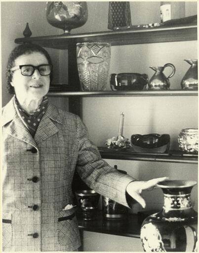 Mrs Dorothy Mamie Shelton