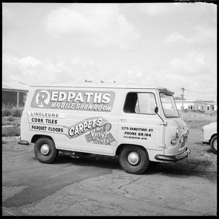 """Redpaths Advert"""