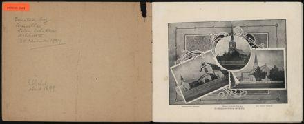 Bennett & Co's Souvenir Views of Palmerston North 2